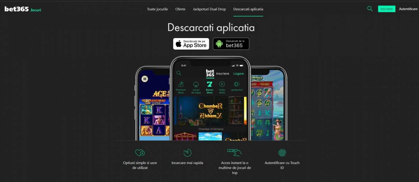 Приложение Bet365 для смартфонов на Android и iOS